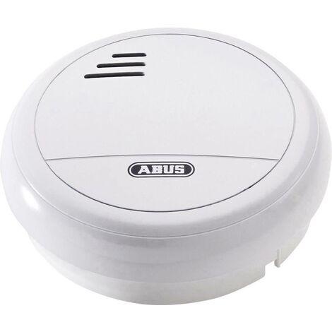 Détecteur de fumée sans fil ABUS RM40 interconnectable à pile(s) 1 pc(s) Y147471