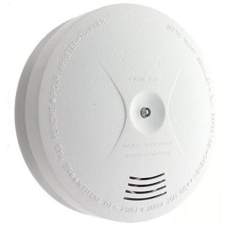 Détecteur de fumée VIGITECH NF-EN14604