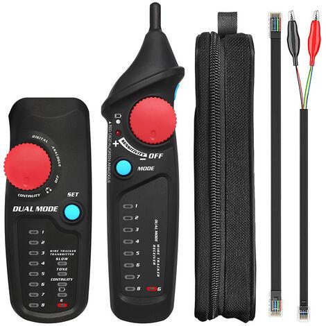 Detecteur de ligne anti-brouillage analogique et numerique bimode MAXRIENY FWT82 livresans batterie