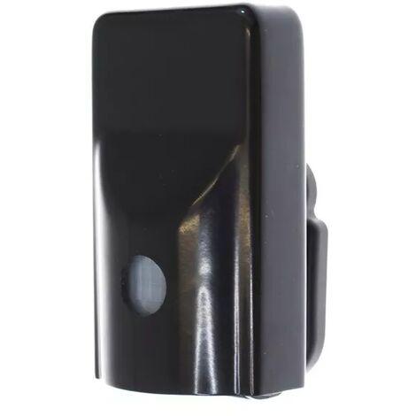 Détecteur de mouvement extérieur supplémentaire avec capot de protection et réduction de champ (gamme Smart)