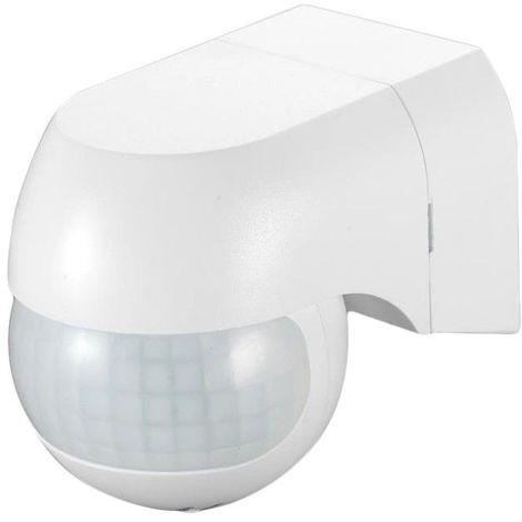 Détecteur de mouvement infrarouge orientable à poser en sallie