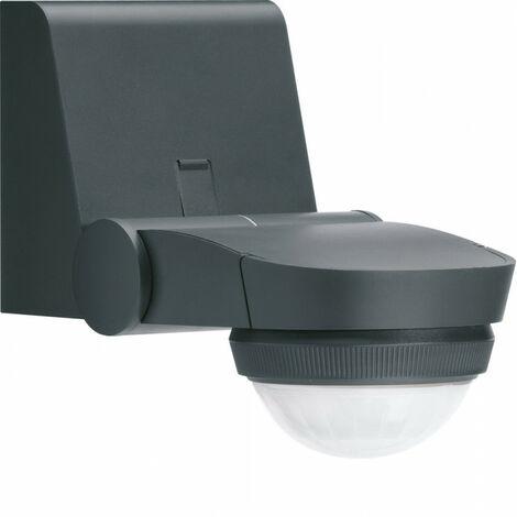 Détecteur de mouvement infrarouge standard mural 360° anthracite (52311)