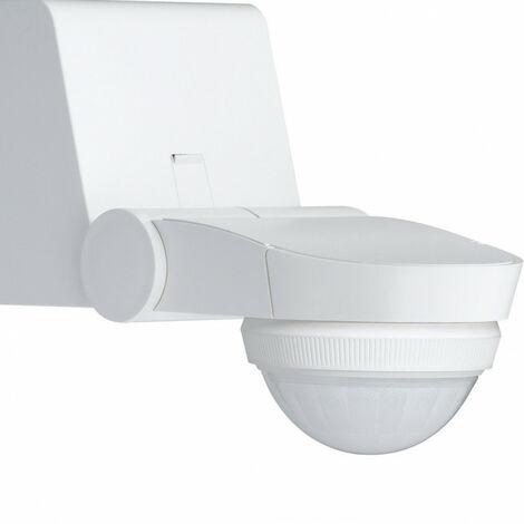 Détecteur de mouvement infrarouge standard mural 360° blanc (52310)