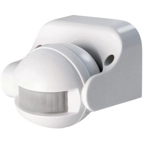 Détecteur de mouvement pour éclairage extérieur, LightSensor blanc, LightSensor blanc