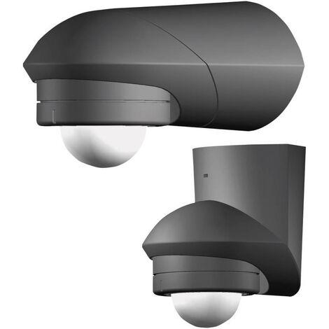 Détecteur de Mouvement extérieur IP44 Montage en saillie programmable Infrarouge