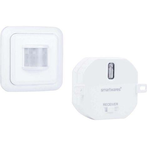 Détecteur de mouvements Smartwares SH5-SET-ST Smartwares SmartHome Basic 1 pc(s)