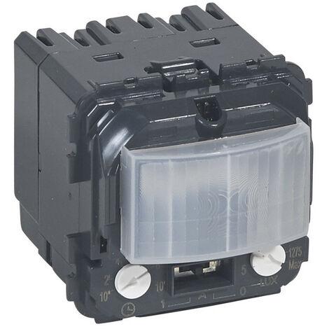 Détecteur de mouvements toutes lampes 2 fils Céliane sans neutre (067026)