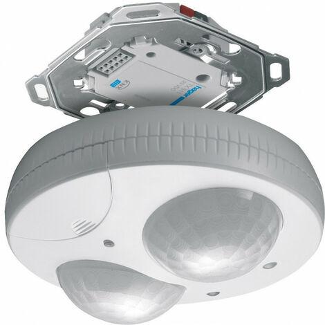 Détecteur de présence KNX 360° semi-encastré ou saillie, régulateur de lumière (TX511)