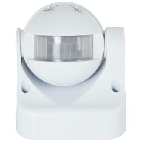 Détecteur de présence orientable 180º PIR IP44