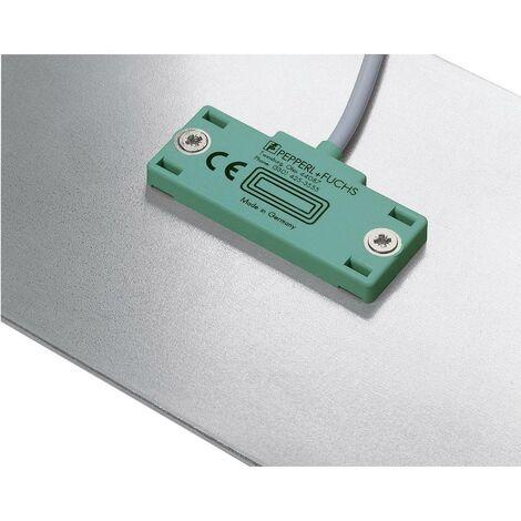 Détecteur de proximité capacitif Pepperl+Fuchs CBN5-F46-E2 051974 50 x 20 mm non affleurant PNP 1 pc(s)