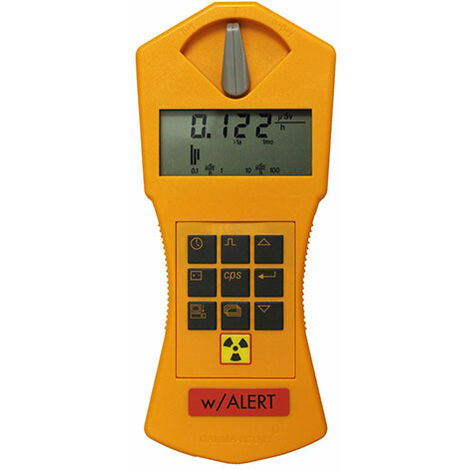 Détecteur de radiation Gamma-Scout GS-2