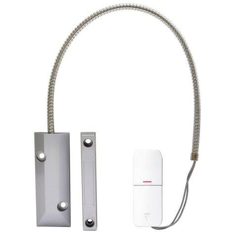 Détecteur d'ouverture sans fil pour porte de garage