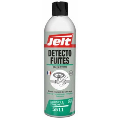 Détecteur fuites - Détection des fuites de gaz et d'air Localise immédiatement toute fuite de gaz ou d'air Jelt 005511