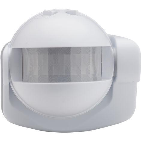 Détecteur infrarouge extérieur 180° - Debflex