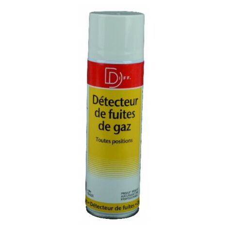 Detection - Gas leak detection (spray 650/400ml net)