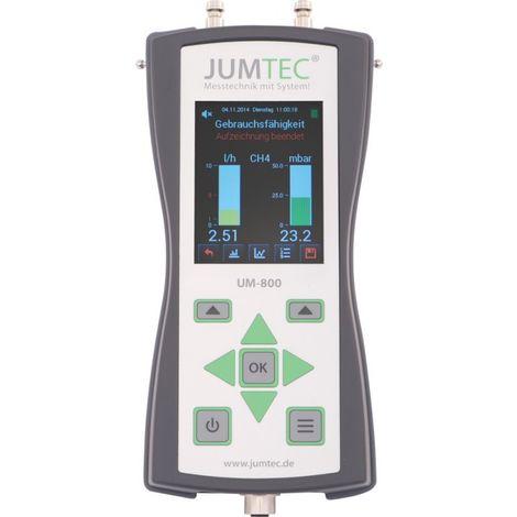Detector de fuga UM-800 para presión, tasa de fuga, emplazamiento