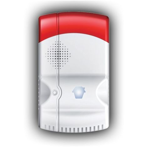 Detector de fugas de gas Inalámbrico