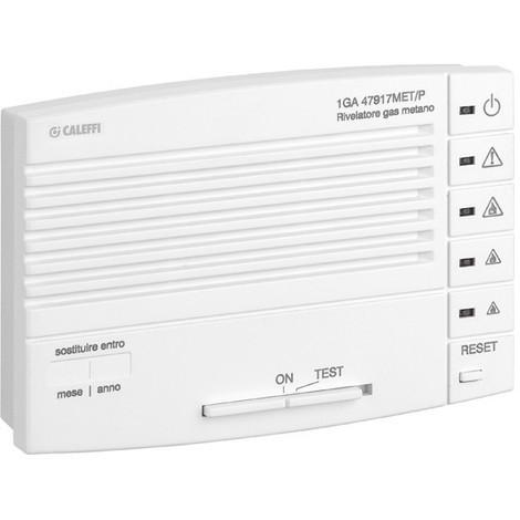 Detector de gas Caleffi 8563