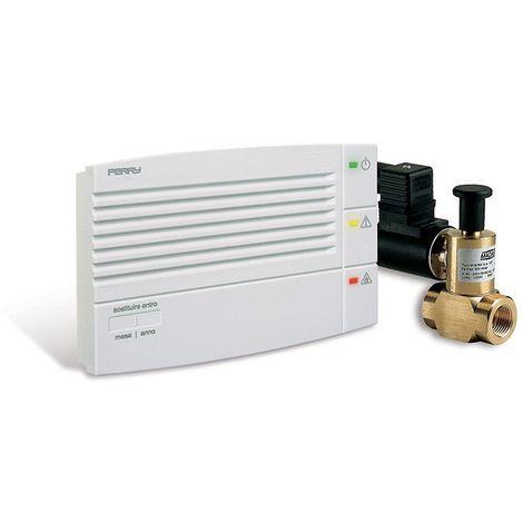 Detector de gas con electroválvula Kit cm 0 Perry 1GA50917GPL/1.2