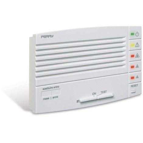 Detector de gas LPG para pared Perry cm 0 Perry 1GA47917GPL/P