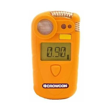 Detector de Gas Portátil Monogas Reutilizable Gasman H2