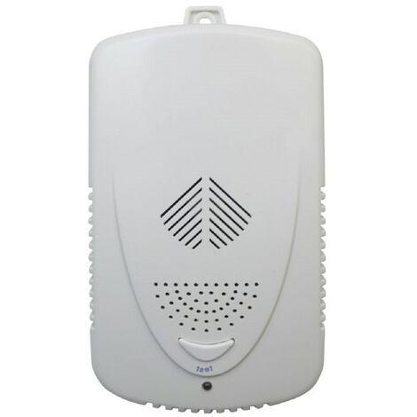 Detector de Gases con Alarma 7hSevenOn Elec