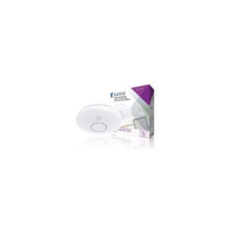 Detector de humo inteligente de 85 dB