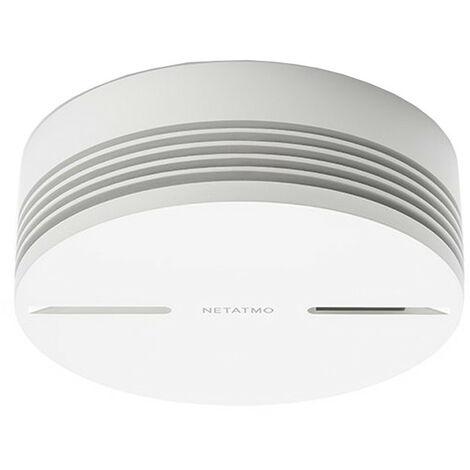 Detector de humo, Netatmo SMART Wi-Fi-NA-NSA-PRO-UE