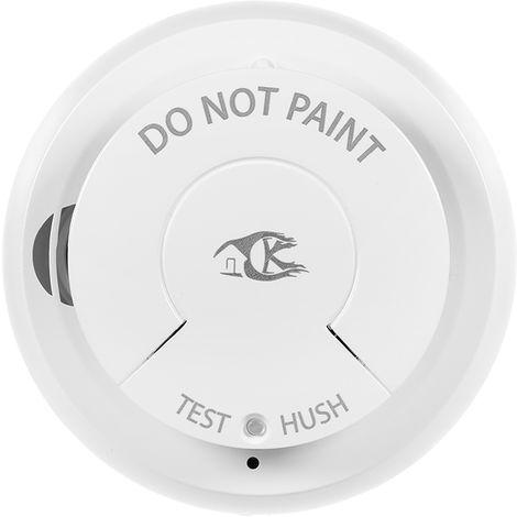 Detector de humo Wifi, Sensor inteligente de alarma contra incendios
