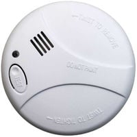 Detector de Humos Fotoeléctrico con Alarma