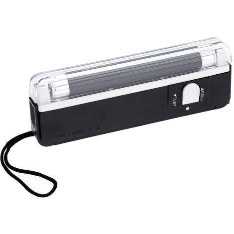"""main image of """"Detector de la moneda del dinero Handheld portable UV antorcha lampara efectivo papel de los billetes"""""""