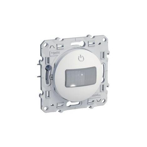 Detector de movimiento 10A Odace Blanco SCHNEIDER S520525