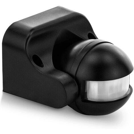 Detector de movimiento orientable superficie 180º negro