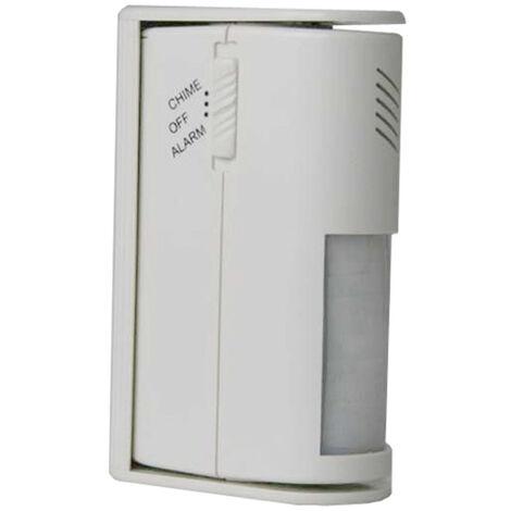 detector de movimiento y alarma infrarojos