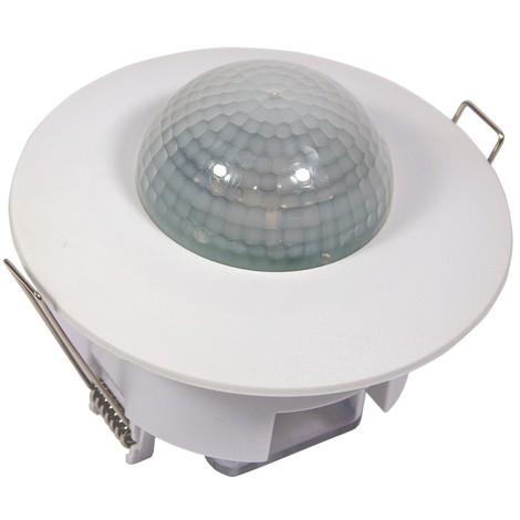Detector de presencia empotrable 360º IP20
