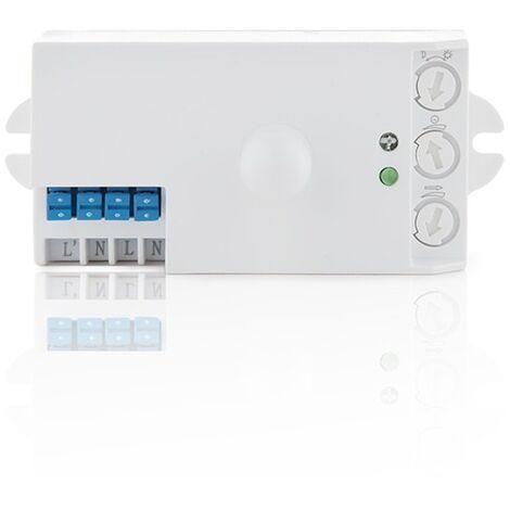 Detector de Presencia por Microondas 360º 2-10M hasta 1200/300W A