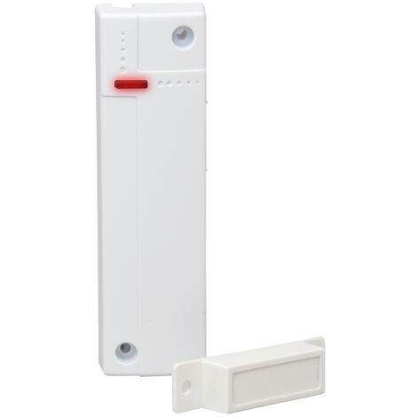 Detector de Puerta/Ventana para conectar componentes cableados a las Alarmas Blaupunkt SA, Q, Q-Pro