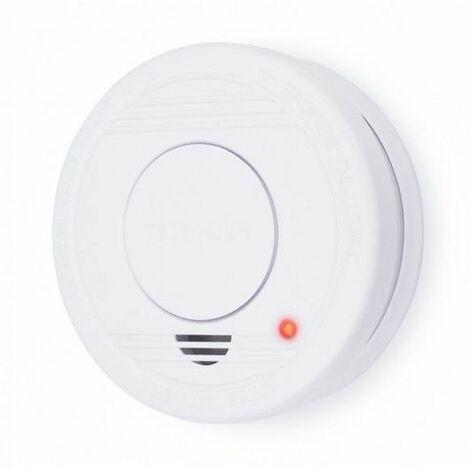 Detector Humos Fotoelectrico Blanco