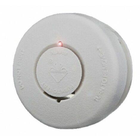 Detector Humos Mini Blanco Electro Dh
