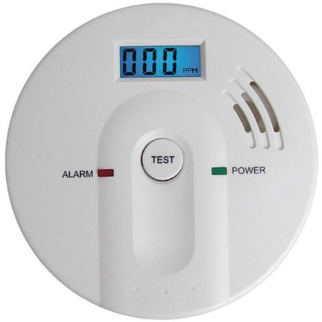 Detector Monoxido De Carbono - ACHA - 60106