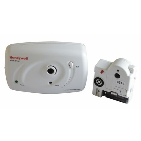 Detector monóxido de carbono tipo SF340 230 Volts