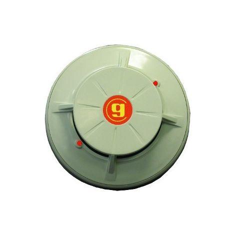 Detector óptico de humo convencional Golmar DOH2A