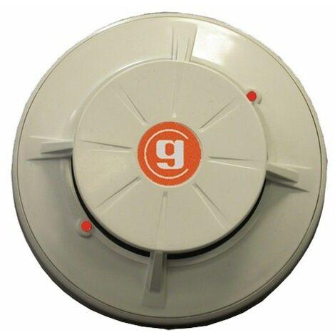 Detector optico-termico sensible a humos y rampas de temperatura lentas GOLMAR DOH2A 21121104