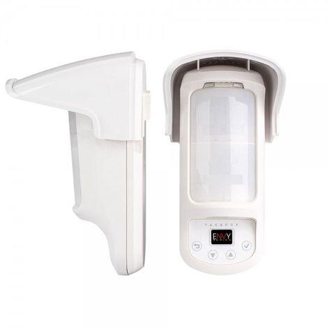 Detector PIR exterior infrarrojo