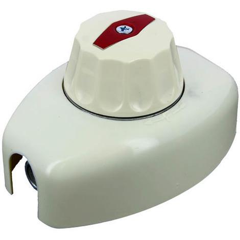 Détendeur fixe sécurité propane 5kg/h 37mb 2ème détente
