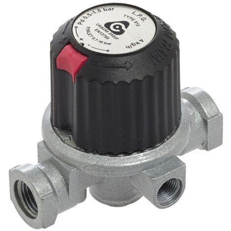 Détendeur haute pression réglable Propane 4 kg/h - E/S Femelle 1/4 - Favex