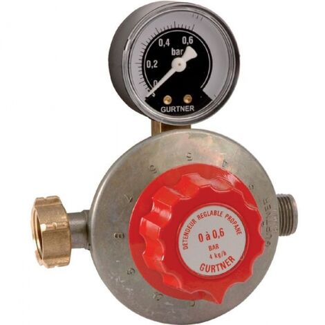 Détendeur réglable basse pression - Gurtner