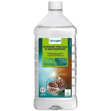 Detergent ENZYPIN all floors ecolabel 1L