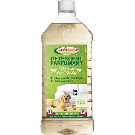 Détergent parfumant - Bouquet des Landes - 1 l - Saniterpen - Ambrée