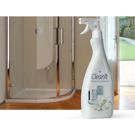 Détergent pour surfaces dures- Novellini Cleanit KITPUPV12 | 0.75 Litri